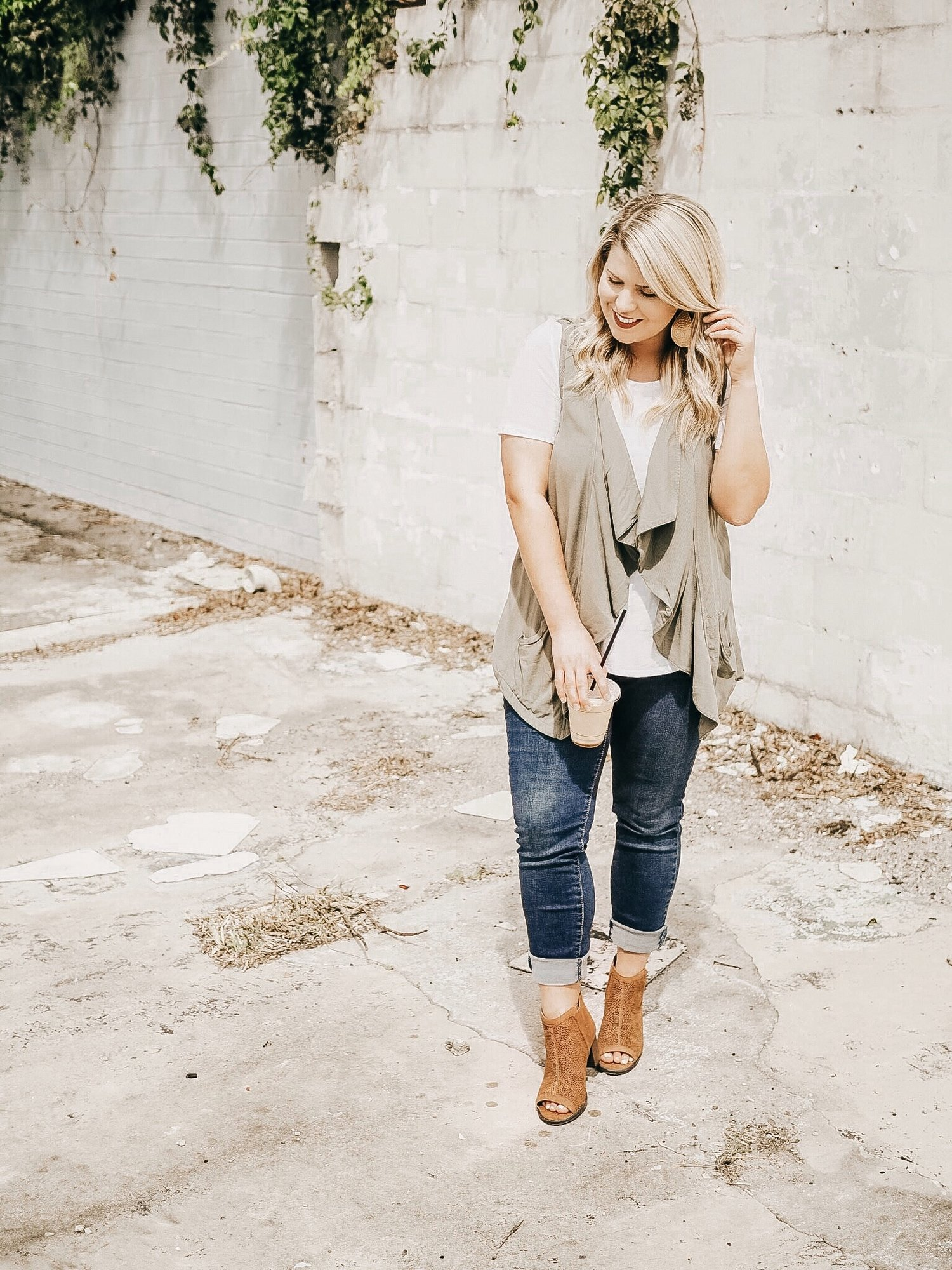 9e2430dee96 Fall Denim Edit with Cato Fashions — Sabrina Renee Blog