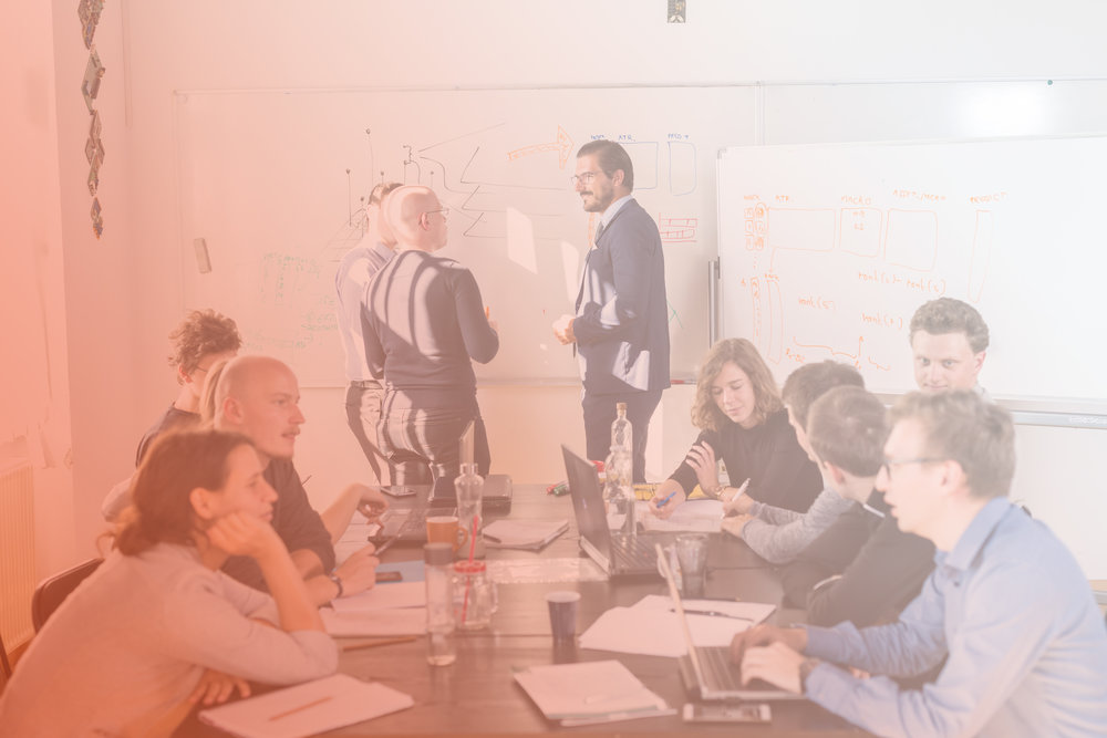 Digital Transformation Workshop  - After an initial gathering of information, we design a custom 2-day workshop that defines what digital transformation and innovation looks like for your business.