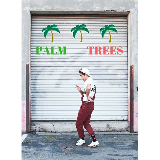 🌴 Palm Trees 🌴 out tomorrow