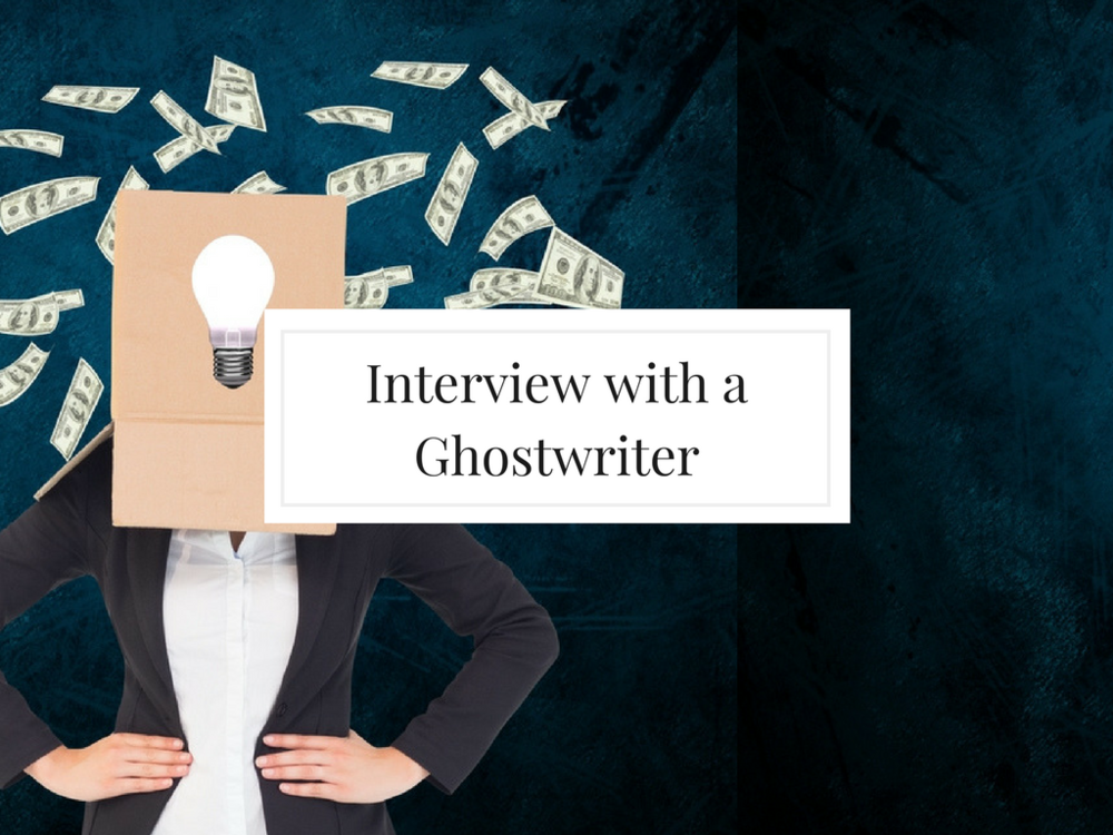 Interview With A Ghostwriter Alessandra Torre Ink