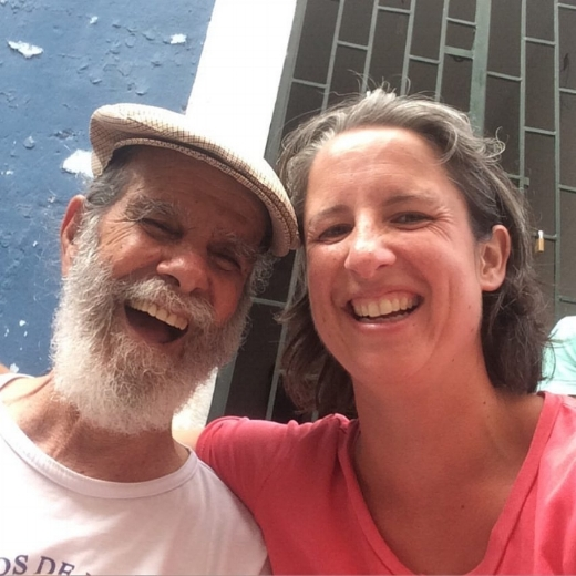 Mestre Cafuné and Marionete | Salvador, Bahia | September 2015