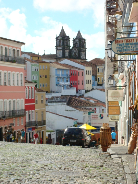 The Pelourinho | Salvador, Bahia | 2008