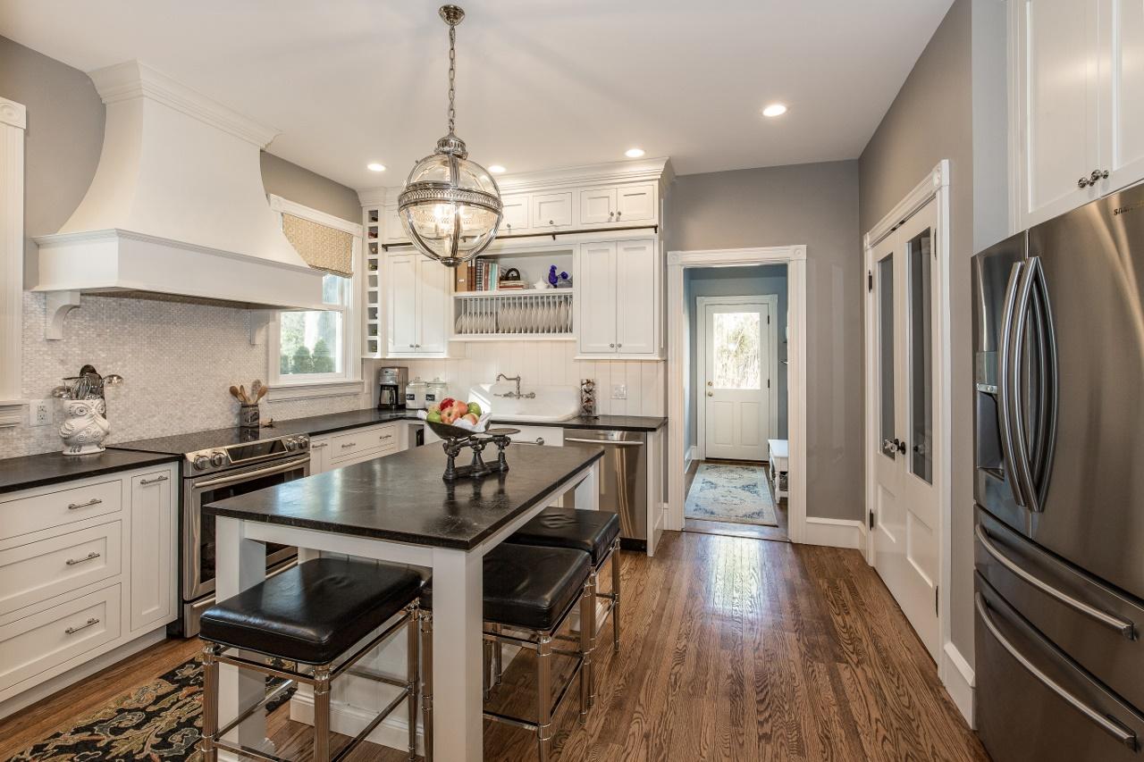 Victorian Revived In Haddonfield NJ Jay Reinert Architect LLC