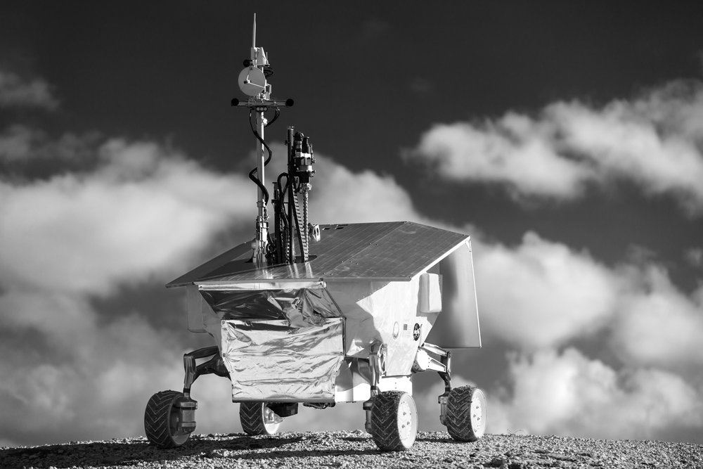Resource Prospector rover ( NASA Advanced Exploration Systems )