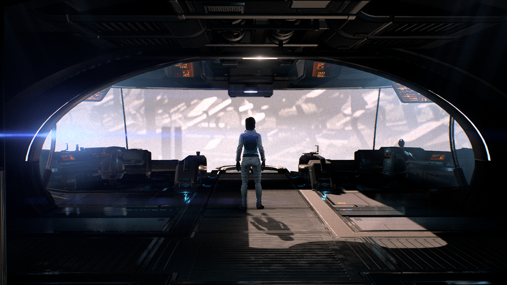 Screenshots provided by Author, header image from Bioware