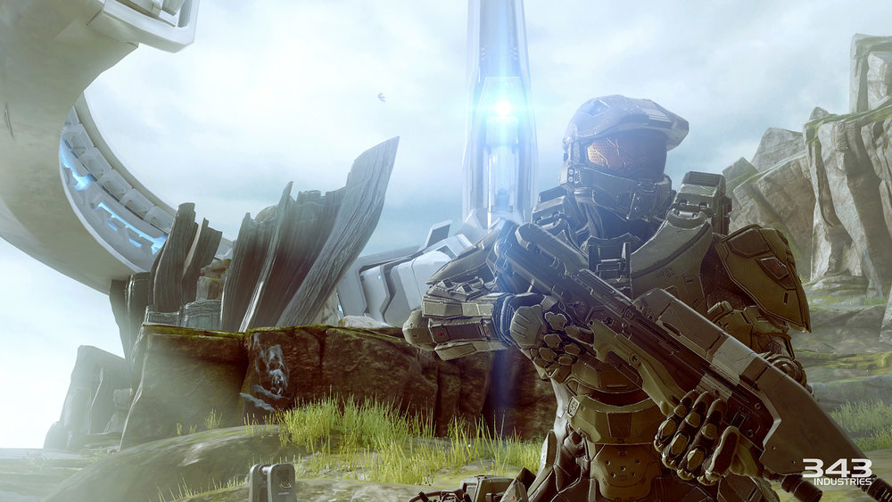 Images provided by 343 Industries
