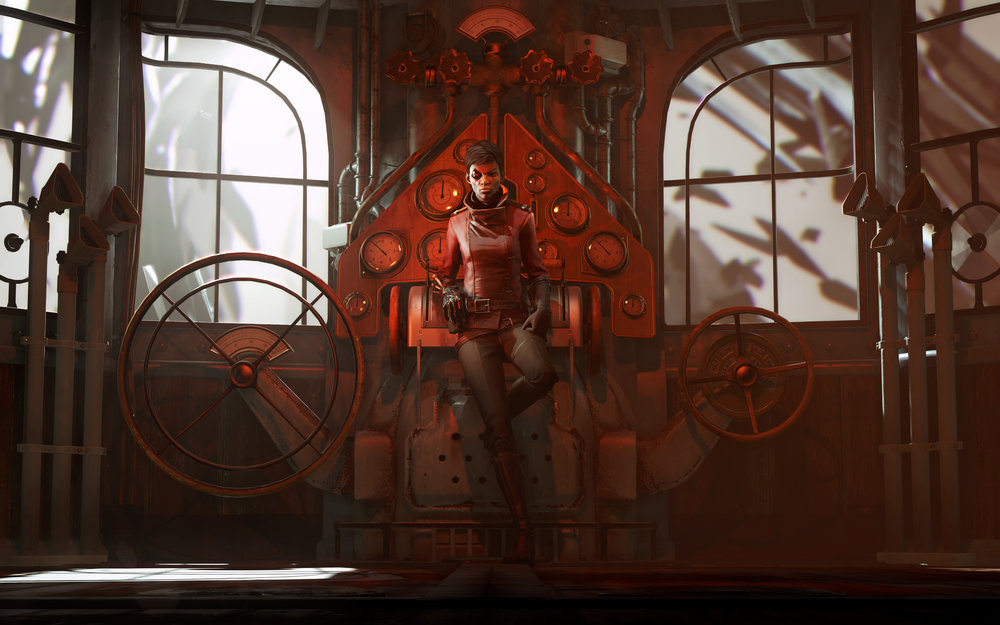 Images provided by Bethesda, Dishonored: Death of the Outsider