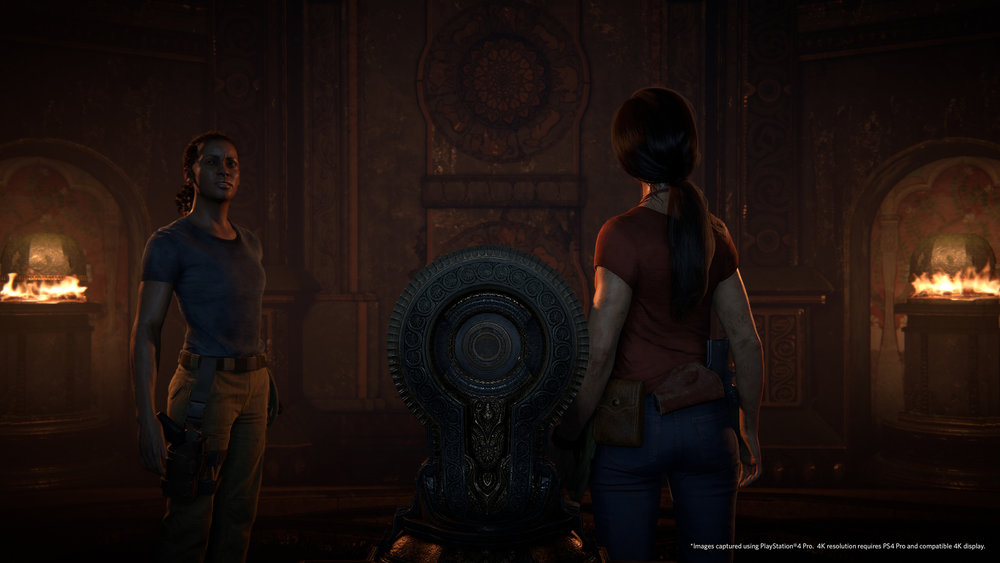 All images provided by Sony. Uncharted: The Lost Legacy.