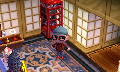 My own little villager from New Leaf.