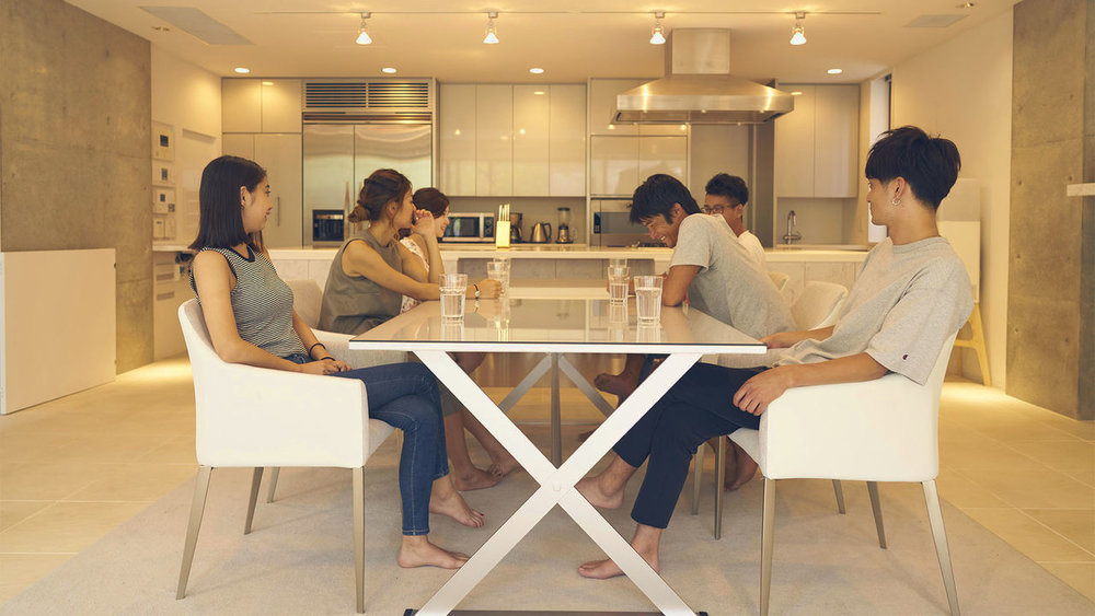 Terrace House: Boys and Girls in the City (Netflix)