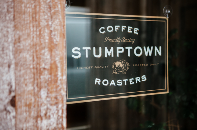 Stumptown coffee roasters  provides beans for some of LA's best coffee shops. They have a brick and mortar in the arts district of DTLA. This place became my favorite coffee shop when I would go to NYC for modeling for a month or so at a time and lived right down the street from one. I couldn't afford real food so I lived off coffee and milk for a month. Good times.