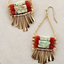 statement earings -
