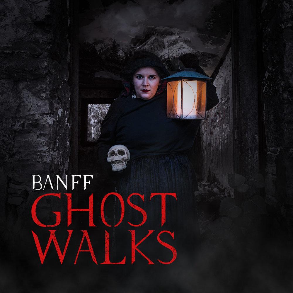 Banff Ghost Walks