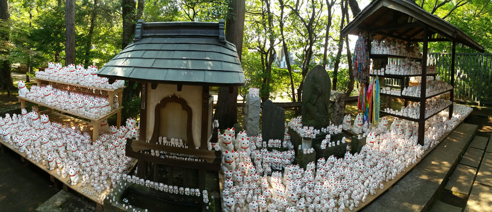 Gotokuji Temple All Nekos.jpg