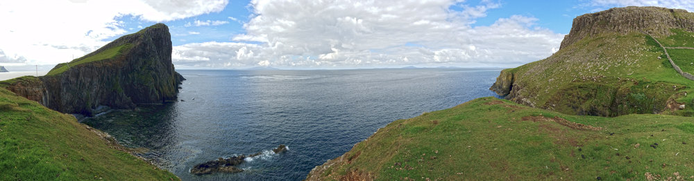 Neist Point Panorama One