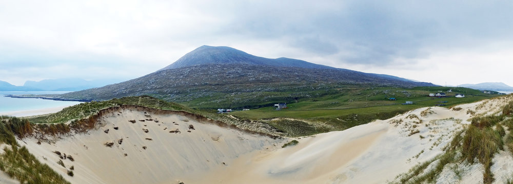 Luskentyre from the dunes