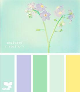 Spring Color Palette