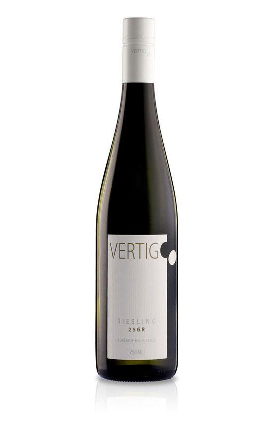 Vina La Linea Vertigo Riesling Bottle