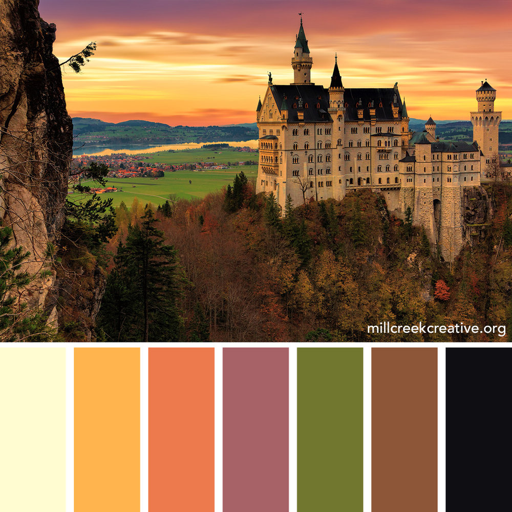 Castle Color Palette