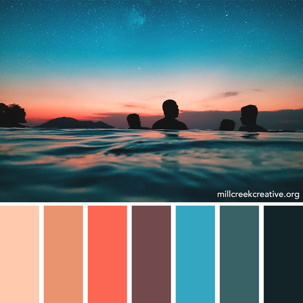 Color Palette for Design