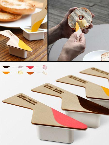 Butter! Better! Packaging by Yeongkeun Jeong
