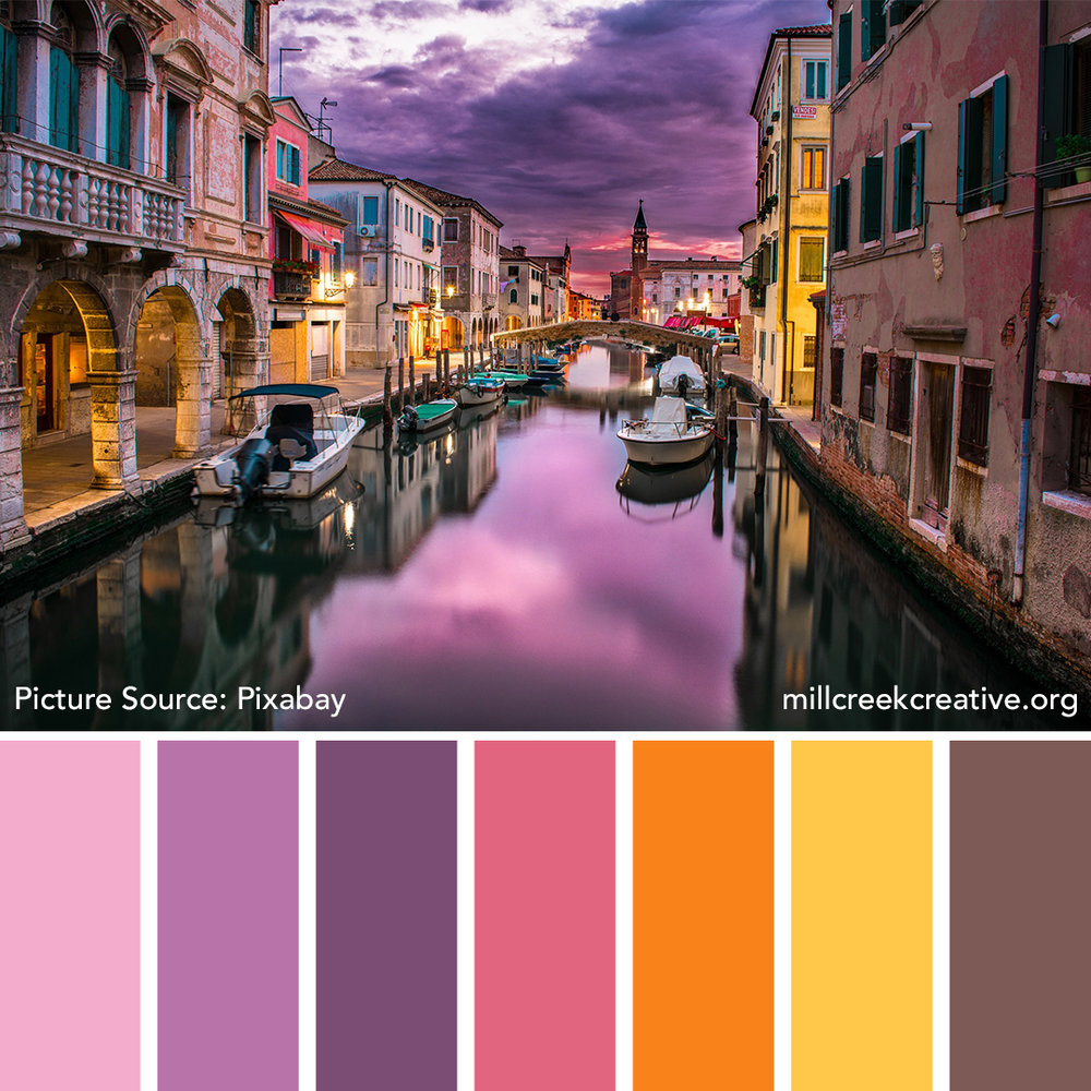 Venice Color Palette