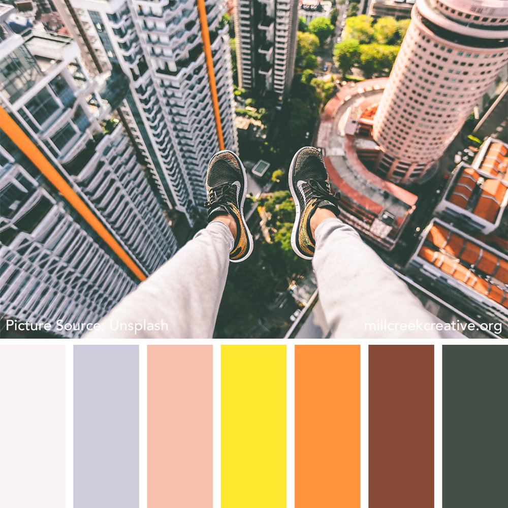 Urban High Rise Color Palette