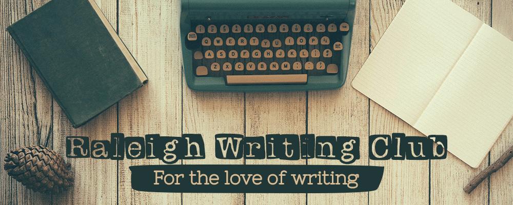 Free Writing Club Blog Banner | Mill Creek Creative