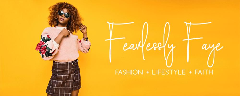 Free Fashion Blog Banner | Mill Creek Creative