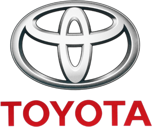 Toyota Logo | Combination Logo Example | Mill Creek Creative