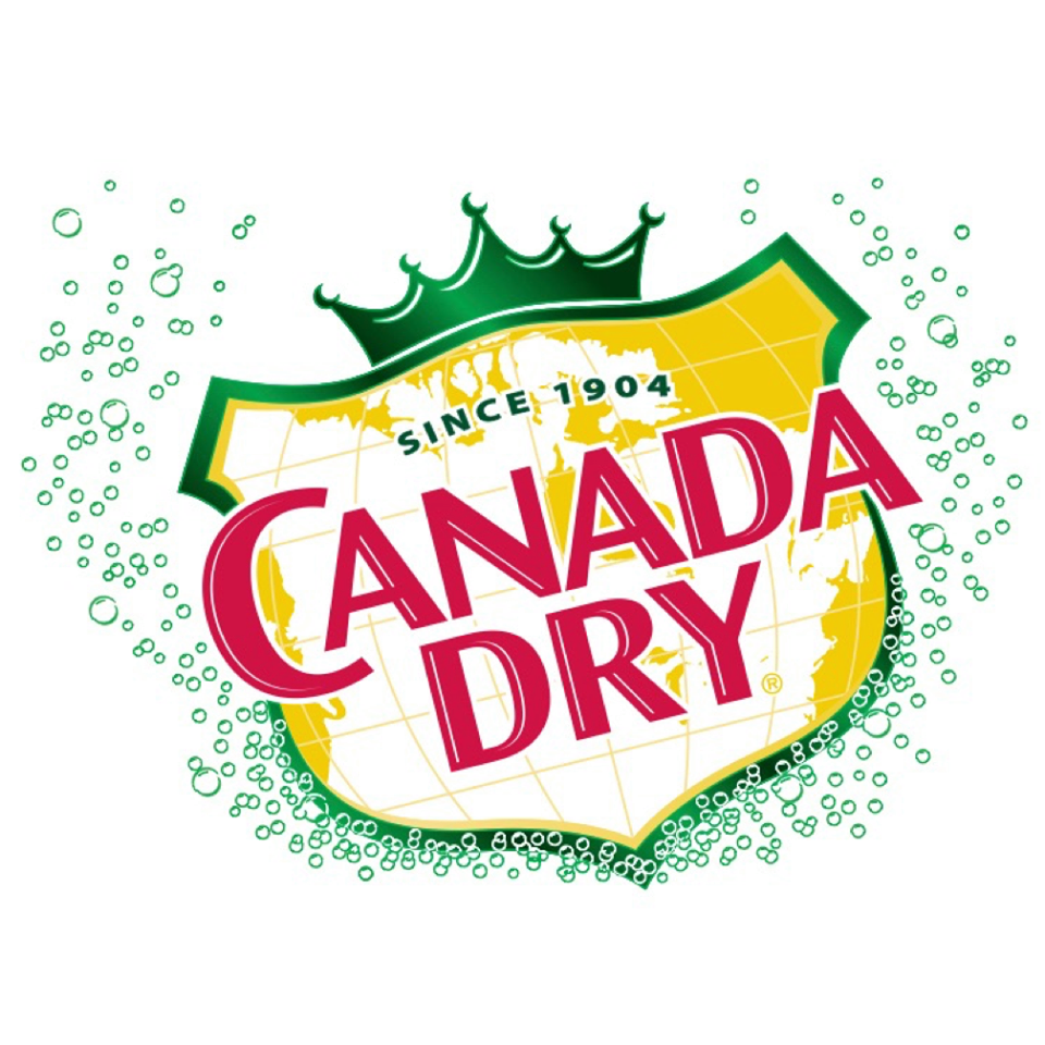Canada Dry Logo | Complex Logo Example | Mill Creek Creative