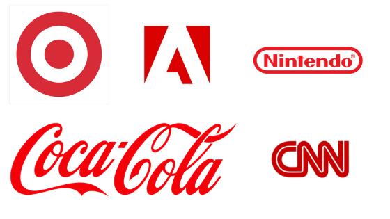 Famous Red Logos