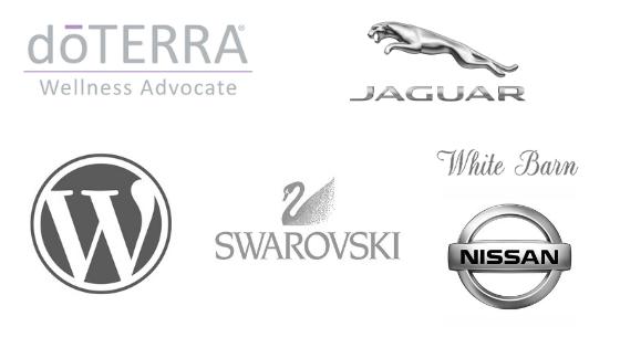Gray Logos