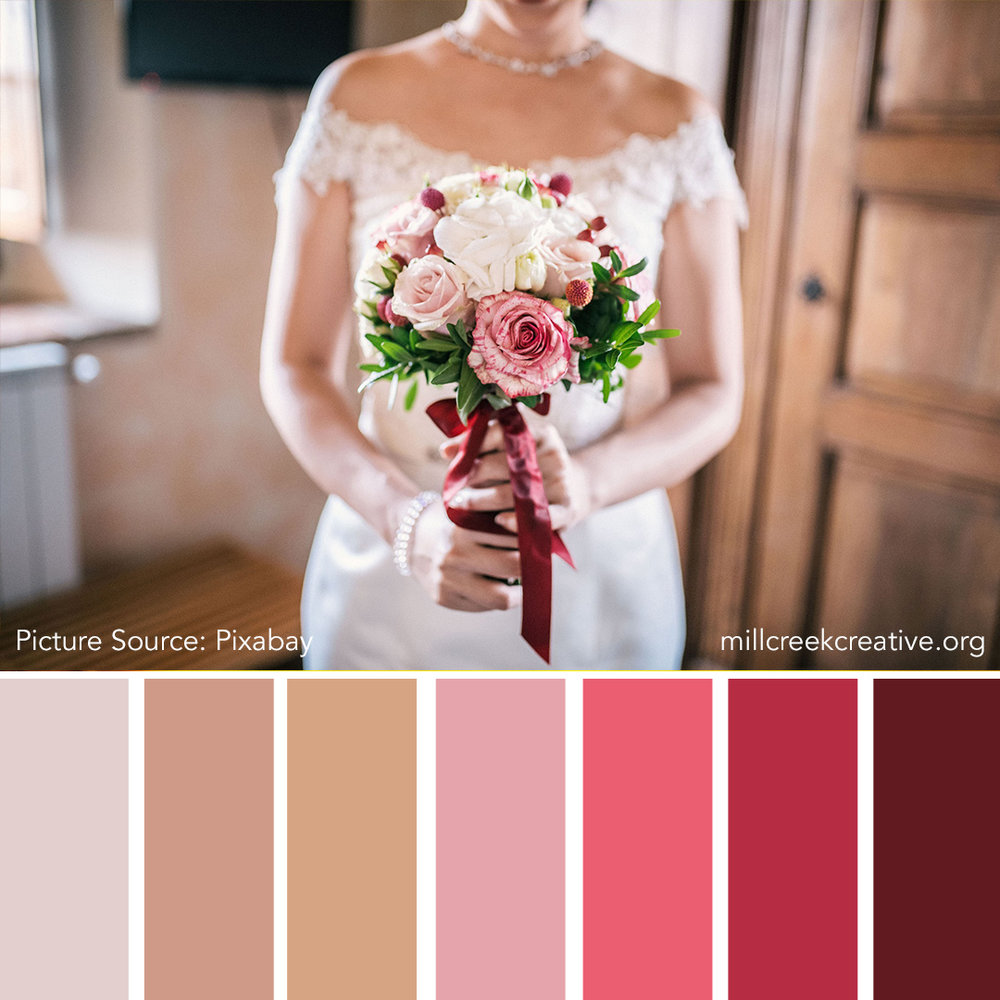Color Palettes for Design Inspiration | Mill Creek Creative