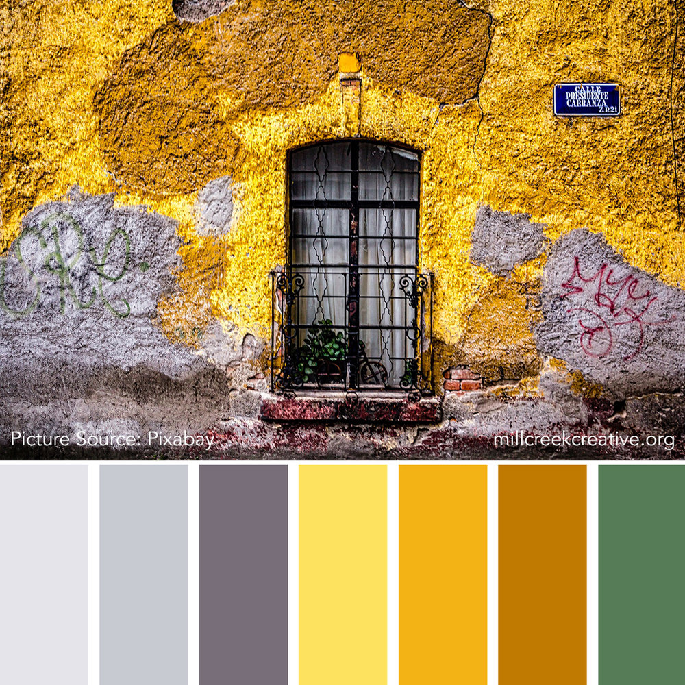 Color Palettes for Design Inspiration   Mill Creek Creative