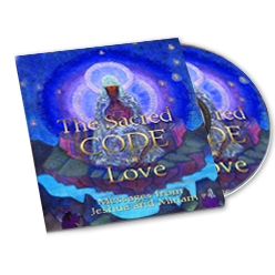The Sacred Code of Love, CD, by Jaya Sarada