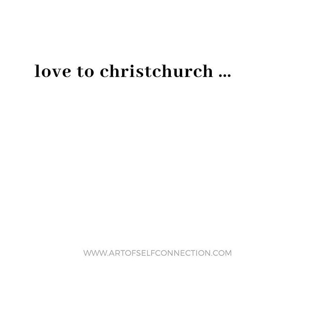 Words cannot describe how I feel about the events in Christchurch today. I'm sending love to all who are affected. My love to the Muslim community, who I have only ever known to perpetuate values of kindness, service, community, compassion, and joy.  #love #compassion #resilience #diversity #together