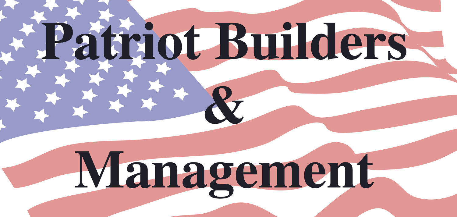 Patriot Builders & Management