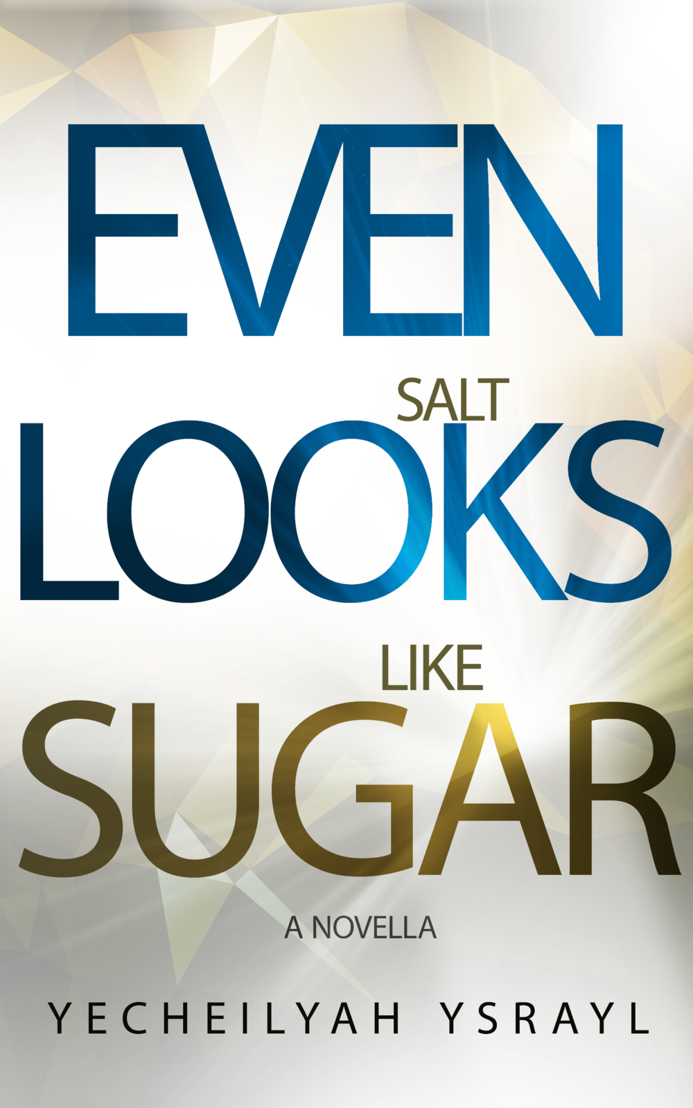 CLICK HERE TO MARK 'EVEN SALT LOOKS LIKE SUGAR' AS 'WANT TO READ' ON GOODREADS -
