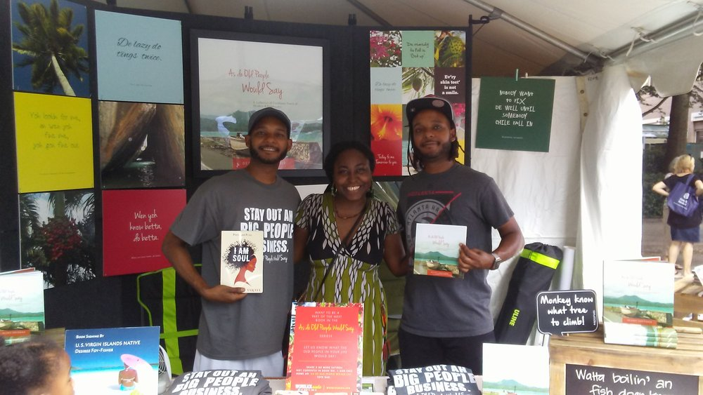 AJC Decatur Book Festival - September, 2018