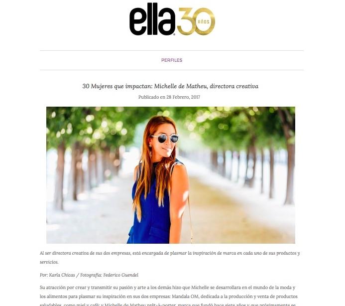 Aniversario Revista ELLA El Salvador PHOTO: Federico Guendel www.iheartparis.fr