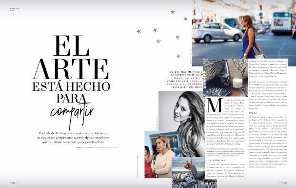 A R T E & Soul Styling - Revista: LOOK MAGAZINE GUATEMALA