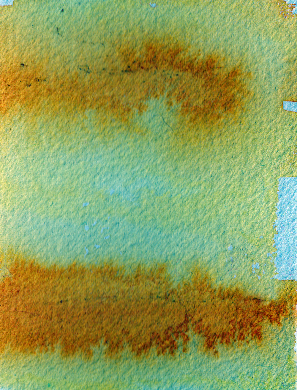 Rusted Turquoise