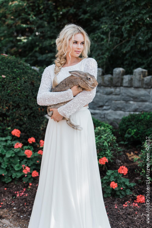Saint Louis Bride Magazine : Abbie Takes Pictures  Theia Bridal Couture Separates