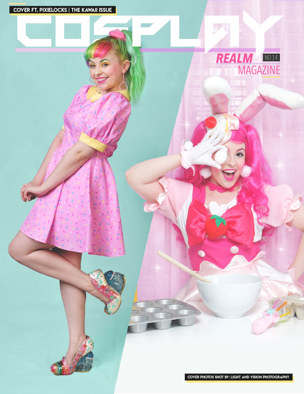 CRM No. 14  - The Kawaii Issue