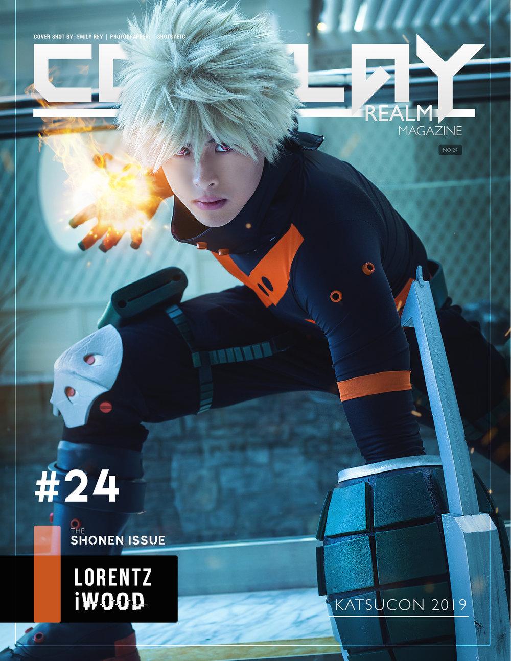 CRM NO. 24 - The Shonen issue