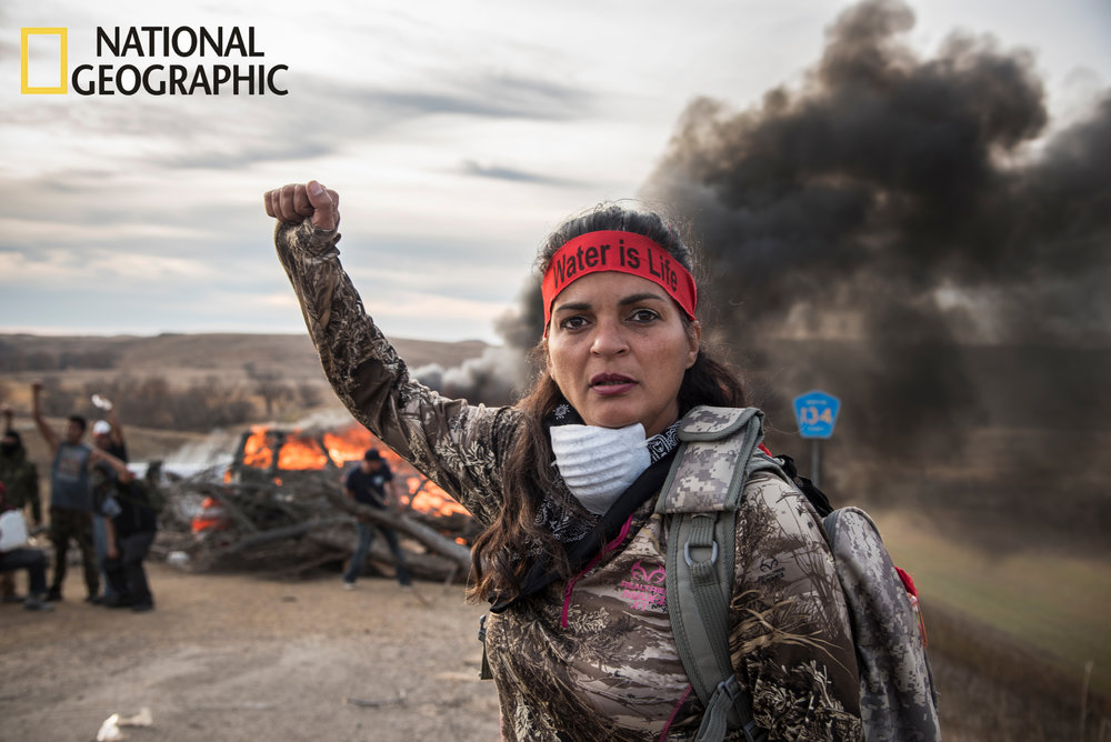 A Harmonious Resistance Creates Global Solidarity for Standing Rock