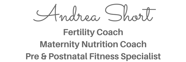 ANDREA SHORT MATERNITY NUTRITION AND WELLNESS SPECIALIST
