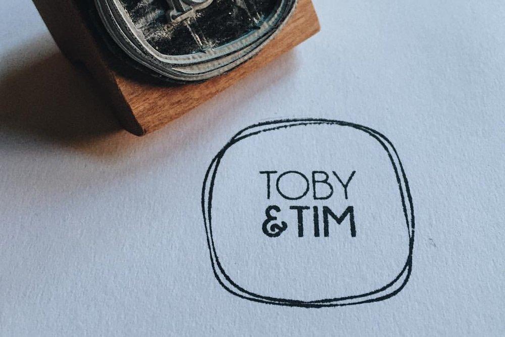 Toby & Tim -
