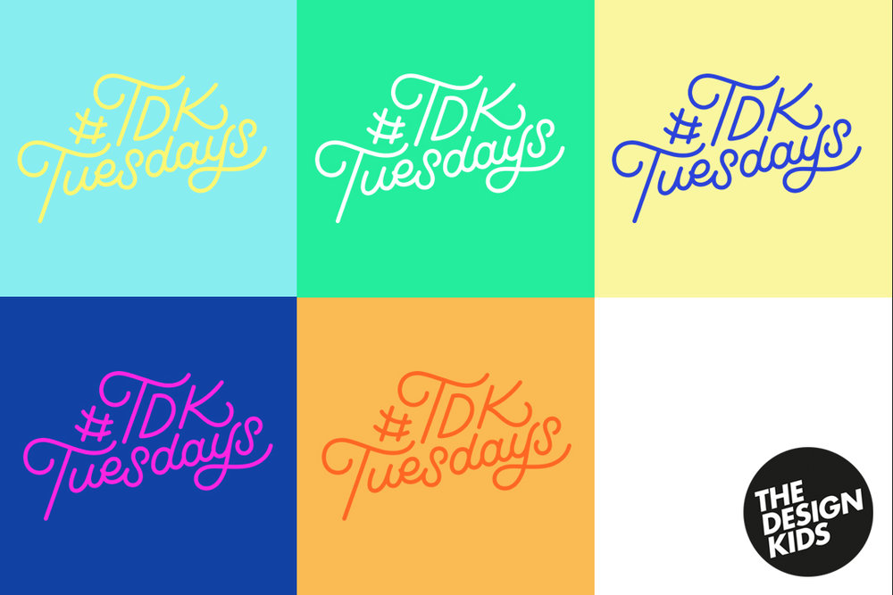 #TDKTuesdays by  Kate Pullen